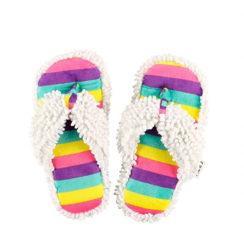 LazyOne Multicoloured Spa Slippers